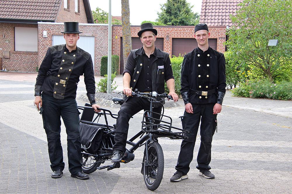 Schornsteinfeger Terschluse Team
